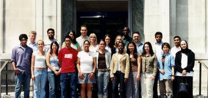 New students LSHTM