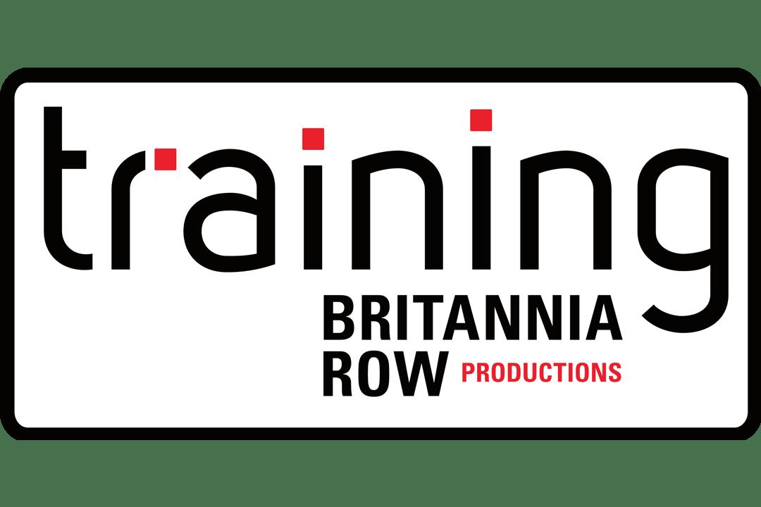 Britannia Row confirms training courses for 2018