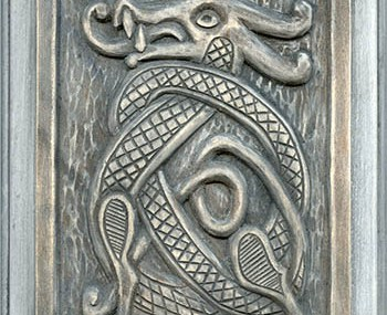 Super Wood Carving A Celtic Dragon Knot Pattern By Lora S Irish Bralicious Painted Fabric Chair Ideas Braliciousco