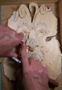Your First Wood Carving