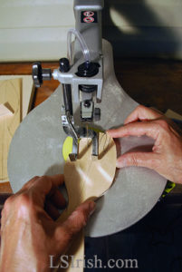 Wood Carving a Wooden Spoon