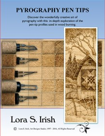 Free Online Pyrography, Wood Burning Projects and Step by