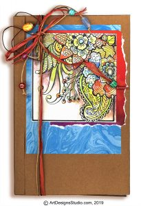 Lora Irish Doodle Journal