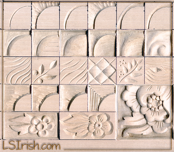 Strange Wood Carving A Simple Flower Lsirish Com Theyellowbook Wood Chair Design Ideas Theyellowbookinfo