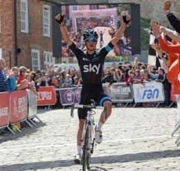 Pete Kennaugh, 2013 & 2015 Men's Race winner
