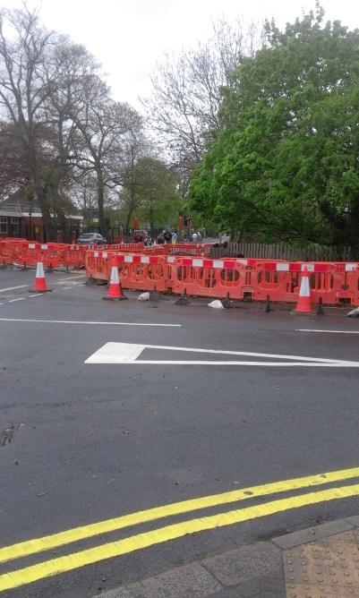 Clee Crescent junction