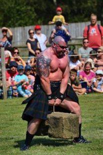 Dave Johnson strongman