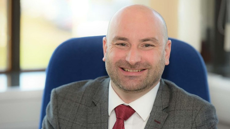 Marc Jones. Image: Lincolnshire Police & Crime Commissioner