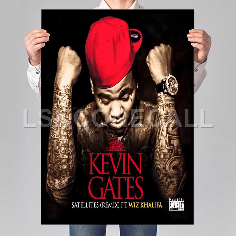 kevin gates poster print