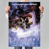 Star Wars The Empire Strikes Back Poster Print Art Wall ...