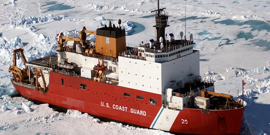 Healy Polar Icebreaker