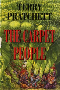 The Carpet People Book Covers