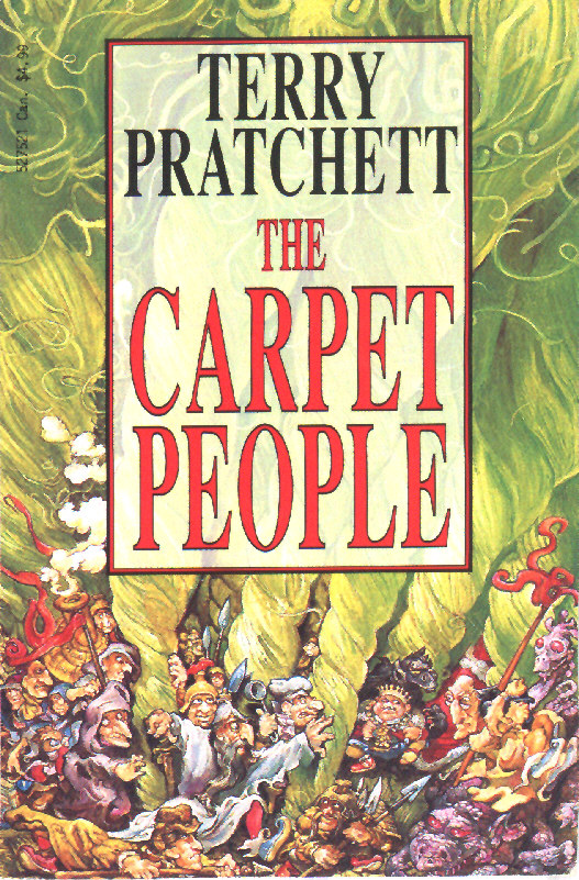 The Annotated Pratchett File v90  The Carpet People