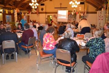 2014 April dinner meeting