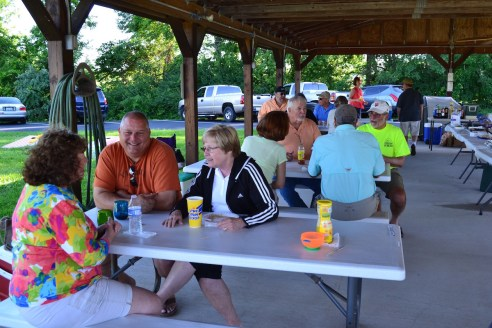 June 2014 summer picnic