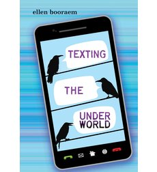 Students' Work on the Book Texting the Underworld