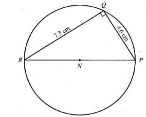 Circles, Chords, and the Pythagorean Theorem: Maneuvers