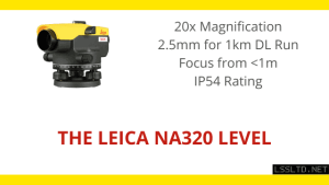 Leica NA320 Automatic Dumpy Level Review