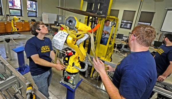 Robotics Engineering Degree - Lake Superior State University