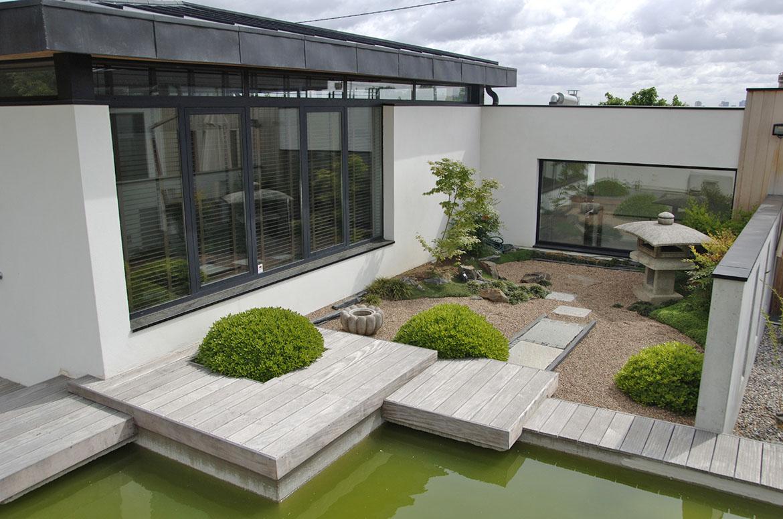 La Maison Zen L STUDIO Studio Darchitecture Et De