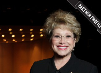 Kathy Panoff, Director Texas Performing Arts. photo credit - Brenda O'Brian