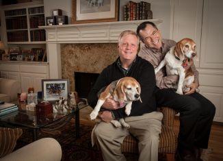 Mark Pharris & Vic Holmes - Photo by Andrew Slaton
