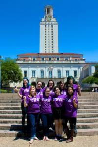 Photo courtesy of GRL Colony at The University of Texas