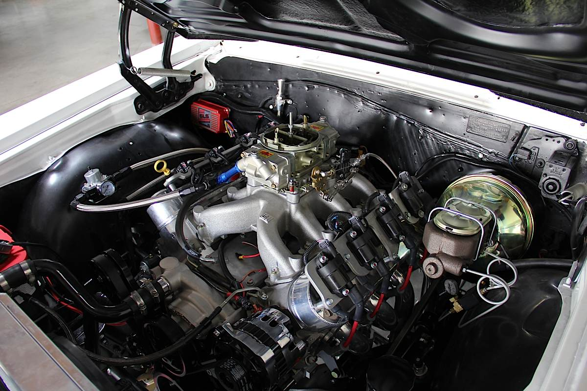 Wiring Diagram For  Tech Carbureted Ls Engines Ignition And Induction Lsx