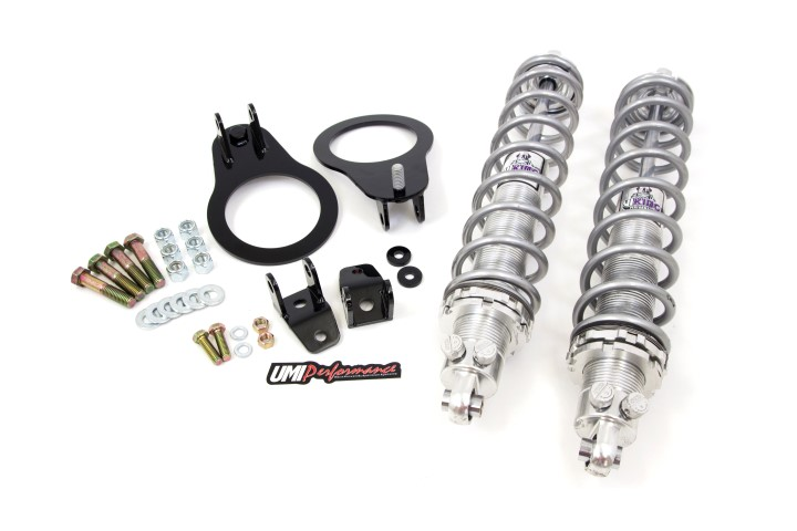 UMI Performance Adds Rear Coilovers To F-body Product Line