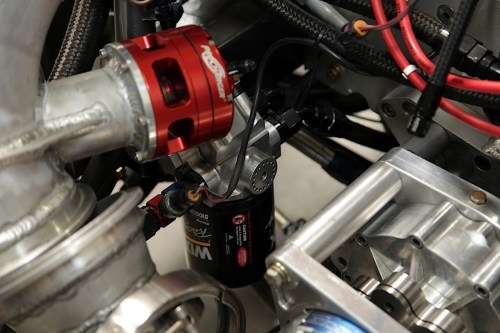 small resolution of the oil filter simply spins on the underside of the filter mount and primer giving you easy access to it for servicing as well peterson has small and