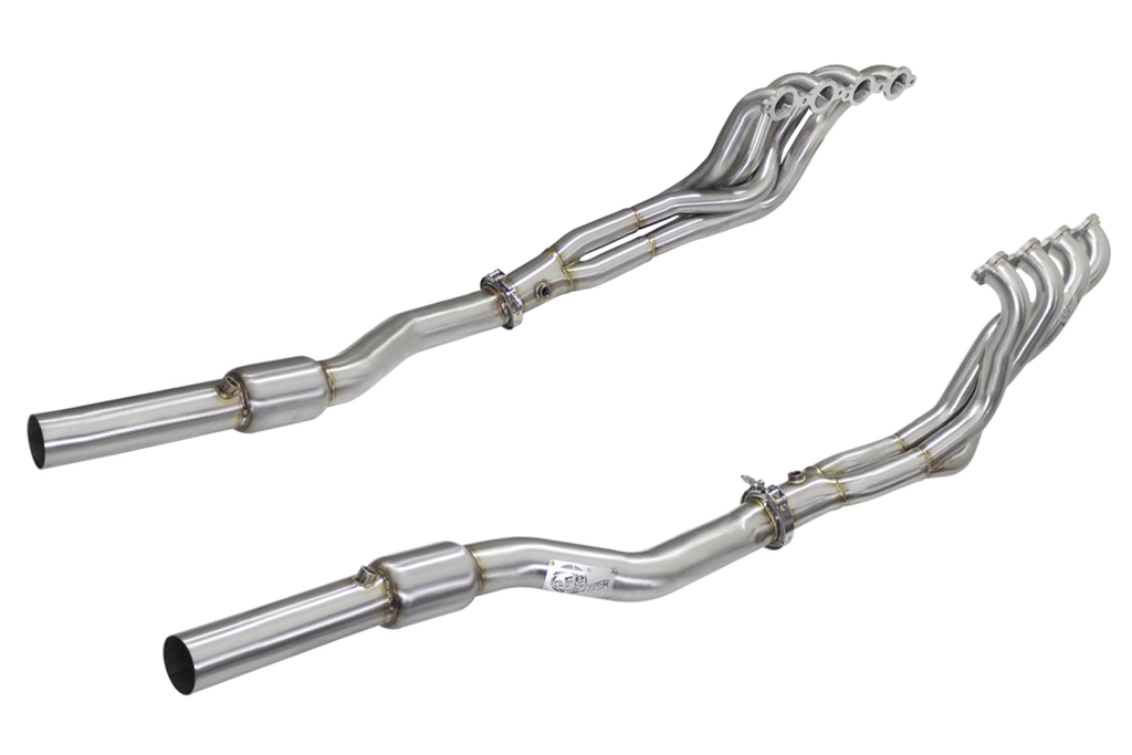 aFe Power Introduces Tri-Y Headers for 2009-15 CTS-Vs