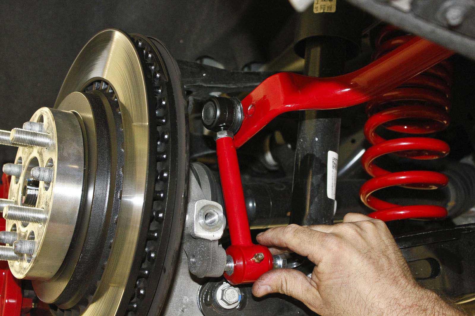 hight resolution of upgrading a sixth gen camaro s suspension with bmr 95 camaro suspension diagram labeled