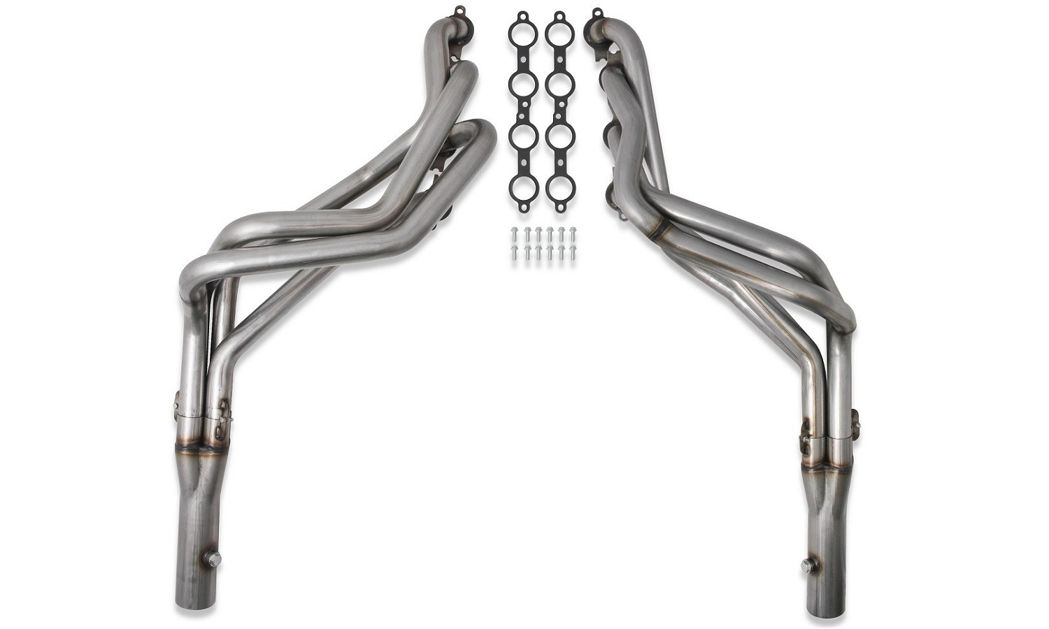 Holley Releases Flowtech S-10 LS Swap Long Tube Headers