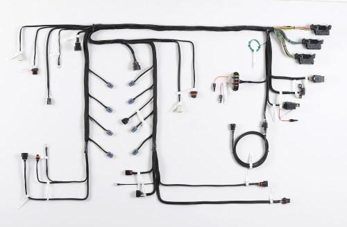small resolution of howell efi releases lt1 lt4 ecotec3 swap harnesses