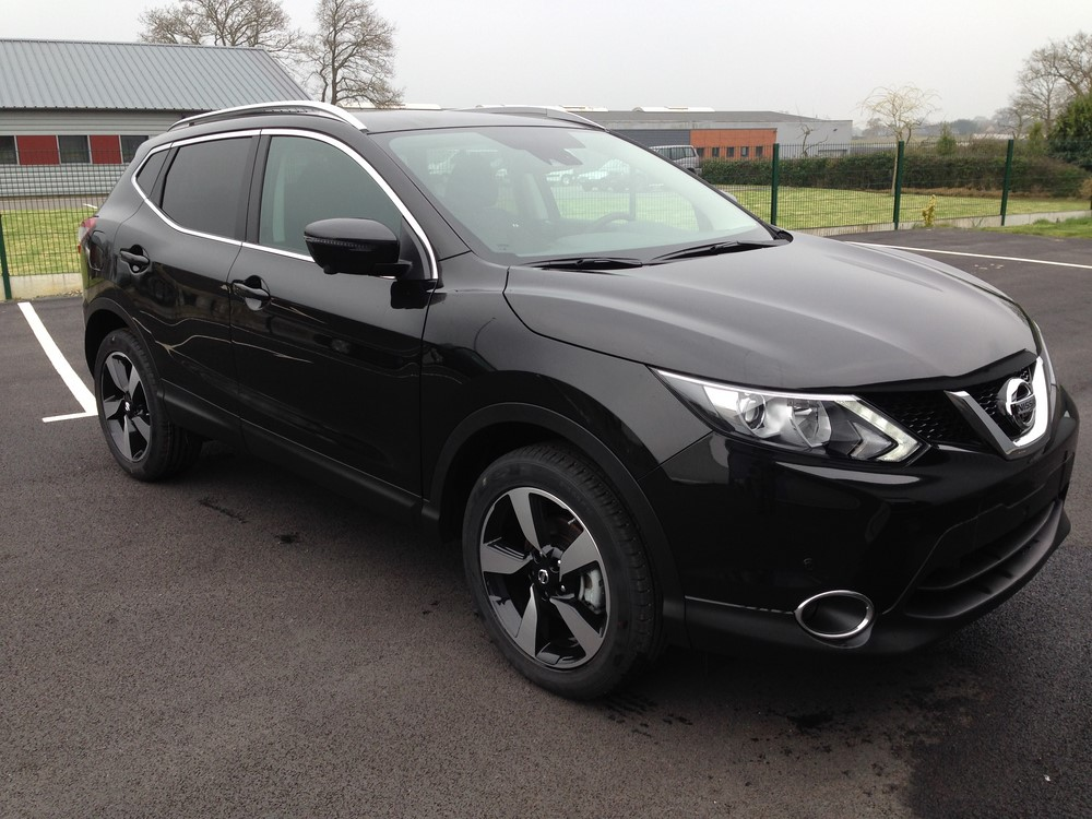 achat nissan qashqai 1 5 dci 110 ch nconnecta neuf mandataire. Black Bedroom Furniture Sets. Home Design Ideas