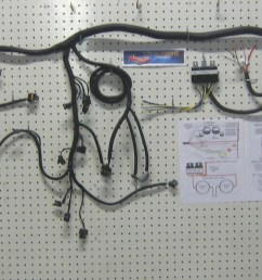 lt1 wiring harness and pcm calibration stand alone process by lt1 lt1 engine swap wiring harness [ 1875 x 1008 Pixel ]