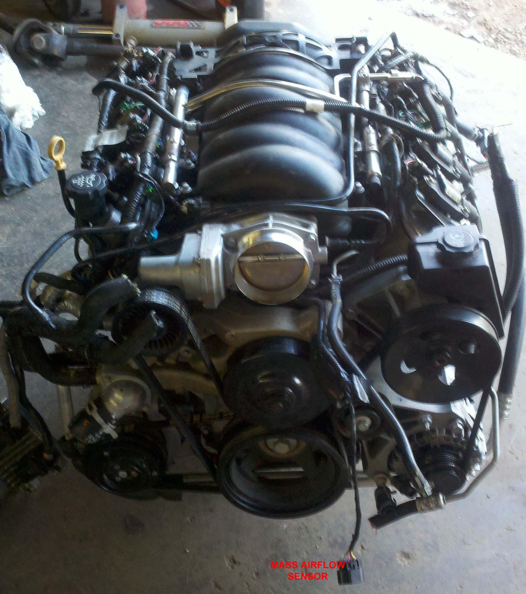 2010 Camaro Engine Wiring Harness