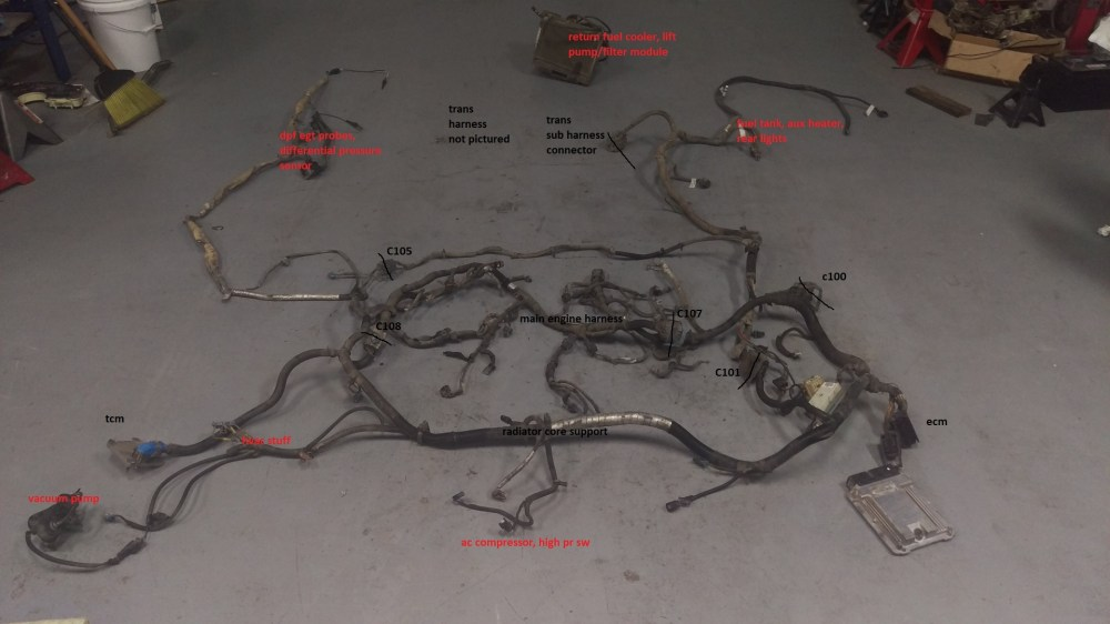 medium resolution of 2007 lmm ecm pinouts i used for removing unwanted circuits i removed dpf egr intake air valve so on