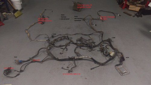 small resolution of 2007 lmm ecm pinouts i used for removing unwanted circuits i removed dpf egr intake air valve so on