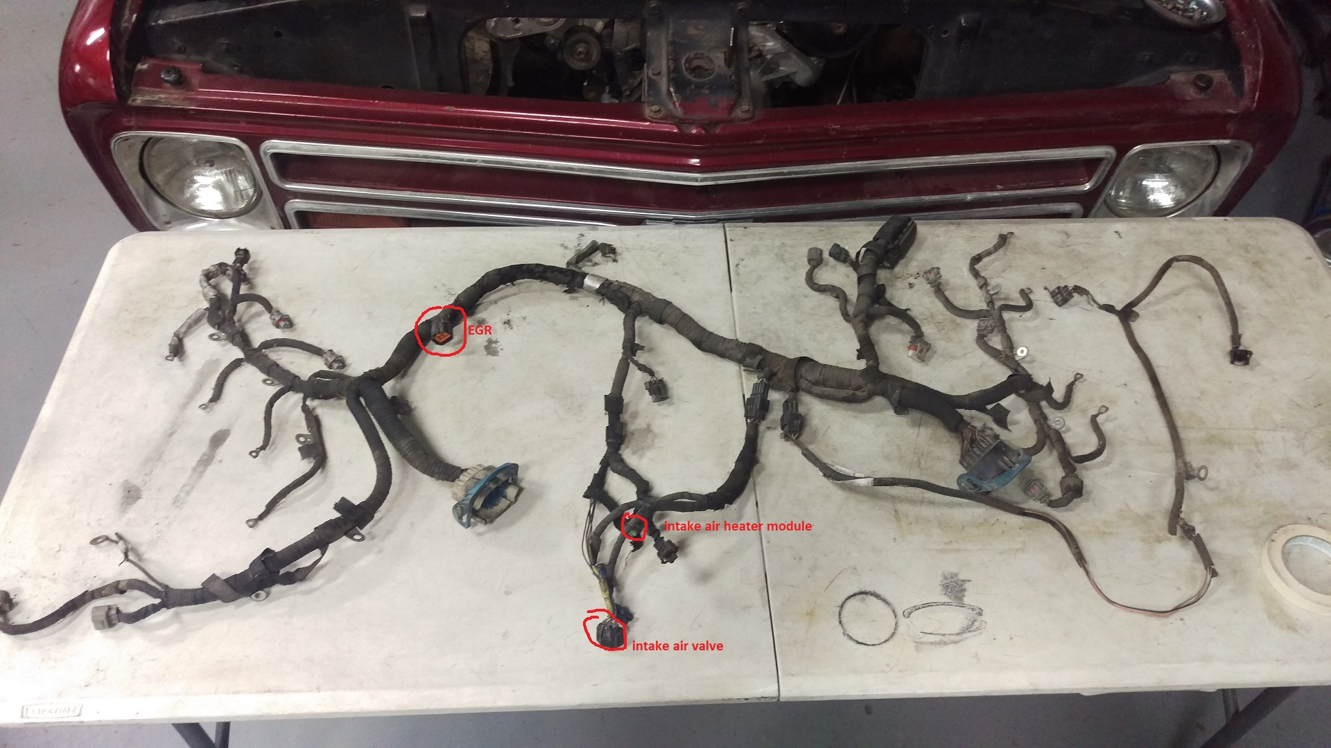 hight resolution of duramax wiring harnes