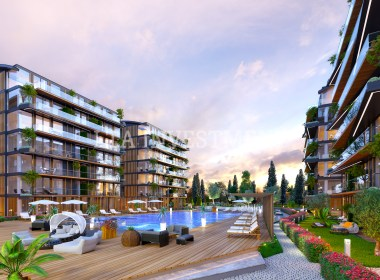 Luxury project İn Antalya