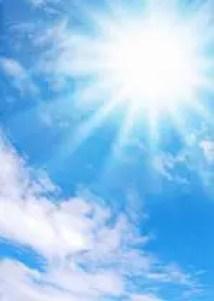 猛暑日で最高気温