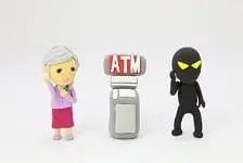 振り込め詐欺の新名称「電話de詐欺」