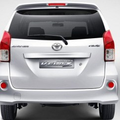 Trunk Lid Grand New Avanza Kijang Innova Modifikasi Rear Trim For Toyota 2012 Complete The Chrome Look By Adding Other Accessories Including Door Handle Covers Mirror Headlight Tail Light