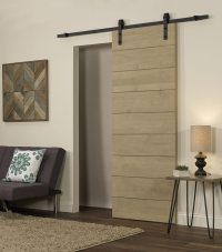 Wood Barn Doors by LTL Home Products, Inc.