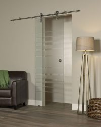 Glass Barn Doors by LTL Home Products, Inc.