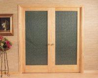 Passage Doors & Image Is Loading Set-Of-Nine-Antique-Oak ...