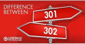 What is the difference between 301 and 302 redirects in SEO?