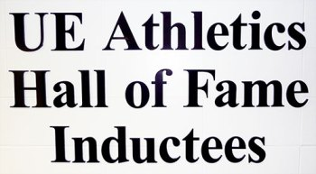 UE Athletics Hall of Fame