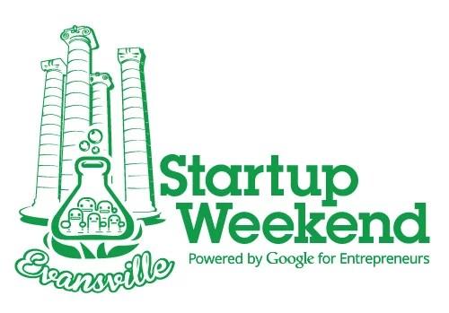 Evansville startup weekend powered by Google